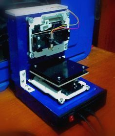 DVD to Laser Engraver