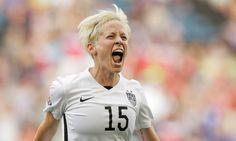 USA beat Australia at Women's World Cup thanks to Megan Rapinoe's ...