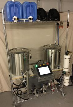 Hi HBT Brothers and Sisters, I have learned so much incredible information via this forum, I thought it a good time to post up my rig and learnings as it. Home Brewery, Home Brewing Beer, Home Brewing Equipment, Kb Homes, Bar Art, Homebrewing, Espresso Machine, Liquor, Coffee Maker