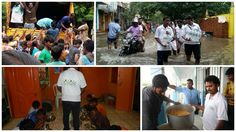 Chennai Needs You! Flood Relief Distribution Works.