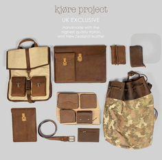 Kjøre Project on board to @attitudeinc!!                     #natural #handmade #leather #accessories #love #fashion #minimal #design @kjoreproject