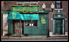 Seamus McDaniel's- best burger in saint Louis