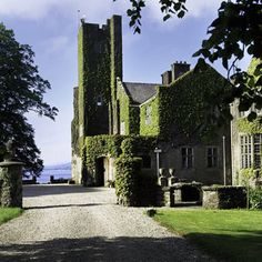 Belle Isle Castle is a historic Irish landmark situated on Belle Island, stretching over 470-acres across Lisbellaw, County Fermanagh, Northern Ireland.