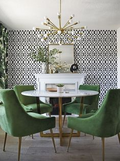 Find the perfect luxury lighting fixtures for your dining room decor project at. Green Dining Room, Dining Room Design, Dining Rooms, Dining Room Light Fixtures, Dining Room Lighting, Decoration Inspiration, Dining Room Inspiration, Decor Ideas, Home Interior