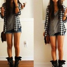 Super na Moda: Outfits inspiration - Back to school ♡ #5