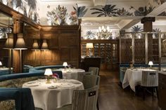 Brown's Hotel, London's Oldest Hotel, Gets A Five Star Makeover