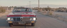 Buick Electra 225 (1970) car in WAR by Sum 41 (2016) @buick