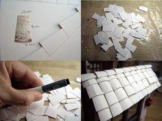 faux tile roof tut