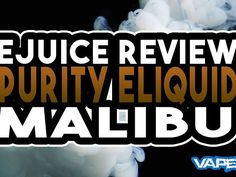 Hey guys in todays e juice review video we take a look at purity e liquids Malibu E Juice. Malibu e liquids by purity e juices is a refreshing pineapple and coconut rum flavoured e juice. This juice by purity e liquid is an amazing menthol, pineapple and coconut juice which gives a refreshing taste and amazing menthol throat hit. Purity e liquids are a UK company as part of the evo American brand. There Malibu e liquid juice is amazing and a great juice for any menthol or fruit type juice…