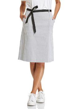 Skipper Stripe Skirt