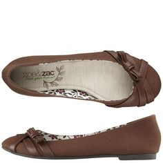 I have some flats verrrry similar to these only cuter. Yay!