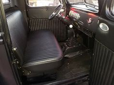 Custom Hot Rod Interior