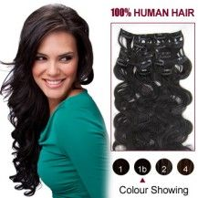 Huge discounts hurry get one now The most indistinguishable blend to your hair with our 100% human hair clip in hair extensions.