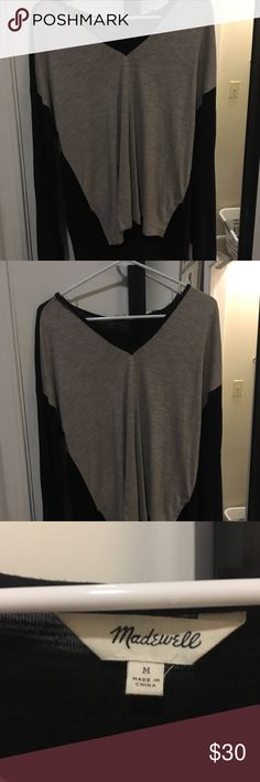 Madewell pullover sweater Size M Madewell Madewell Sweaters V-Necks