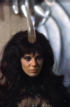 Anita Pallenberg. Barbarella (1968)