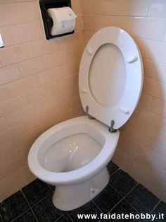 Come sostituire il wc da soli