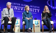 Clinton Foundation Spent Less Than 6 Percent On Charitable Grants In 2014