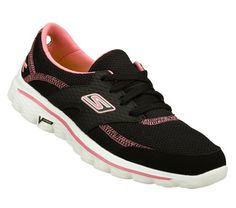 Buy SKECHERS Women's Skechers GOwalk 2 - Hope Walking Shoes. For Every Pair Sold, SKECHERS will Donate $10 to The Breast Cancer Research Foundation®
