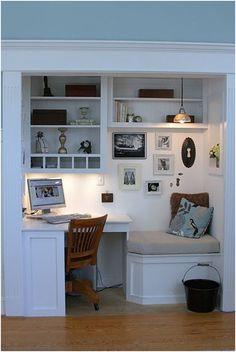 Ke Life & Style   Crear una zona de trabajo en casa