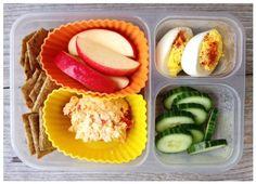 1000+ images about Lunch on Pinterest | School Lunch, Plain Yogurt and ...
