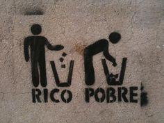 RICH / POOR