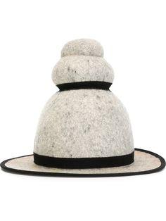 Henrik Vibskov felt top hat