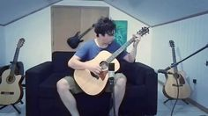 One Piece - We Are on Acoustic Guitar by GuitarGamer (Fabio Lima)