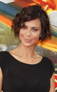 Catherine Bell-Short Bob Hairstyles