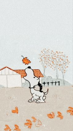 Cartoon Wallpaper, Wallpaper Animes, Snoopy Wallpaper, Disney Wallpaper, Cute Fall Wallpaper, Halloween Wallpaper Iphone, Cute Patterns Wallpaper, Halloween Backgrounds, Fall Wallpaper Tumblr