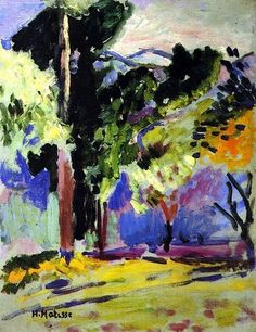 Henri Matisse, 'Landscape at Collioure', 1905