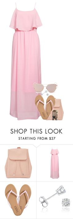 """""""Untitled #153"""" by lucy-wild ❤ liked on Polyvore featuring New Look, Rut&Circle, T KEES and Amanda Rose Collection"""