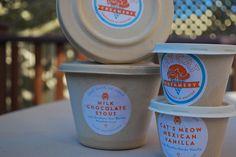 Fat Cat Creamery, handmade in Houston