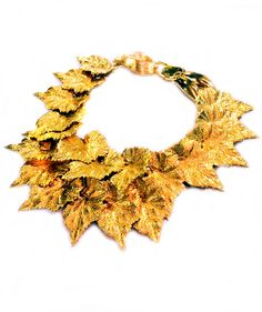 French Gilded Leaves Art Decor, Jewelry Design, Leaves, French, Antiques, Fall, Antiquities, Autumn, Antique