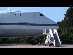 NASA Shuttle Carrier Aircraft Arrives at Kennedy Space Center, too much Nasa news is about moth-balling old assets as artefacts, will Mars yield a better return on investment? What do you think?