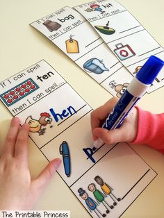 Great idea for word work!