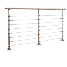 PROVA 6.5-ft Stainless Steel Cable Rail Kit