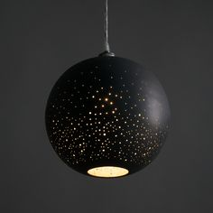 Constellation Pendant Lamp - $225