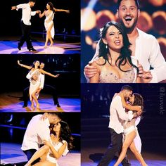 Val and Janel Rumba week 4