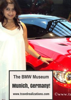 """The Ultimate Driving Machine"" - The BMW Museum Munich, Germany!"
