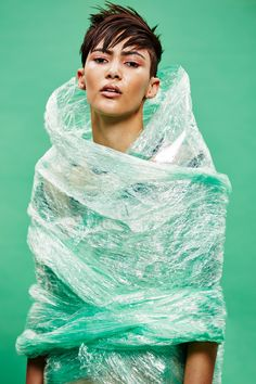Editorial for Darling Magazine about going Plastic Free