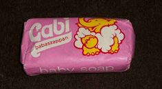 It was the best softest soap Baby Soap, Butter Dish, Childhood Memories, Hungary, Vintage, Google, Vintage Comics