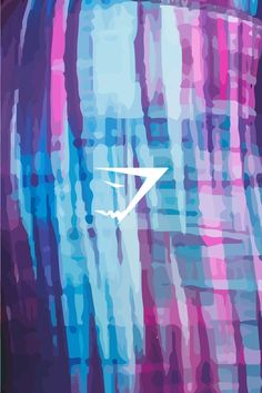 Add the Gymshark Harlequin print to your iPhone wallpaper