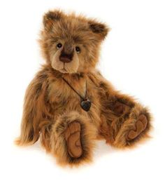 Mumbles Teddy Bear by British company Charlie Bears. A 2015 bear. This is the one we got. He is so lovely!