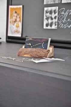 Visitenkartenhalter BC001 von BlackGizmo Design auf DaWanda.com