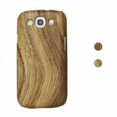 Bingsale® carcasa efecto madera para Samsung Galaxy SIII S3 i9300 -> 4'90 €