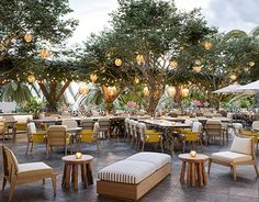 Renovation of the Four Seasons in the Papagayo peninsula of Costa Rica. Renderings produced for marketing purposes. Restaurant Exterior Design, Outdoor Restaurant Design, Coffee Shop Interior Design, Cafe Design, Farm Cafe, Outdoor Cafe, Rooftop Pool, Four Seasons, Costa Rica
