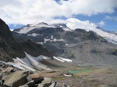 Mt Rainier area- Summerland/ Panhandle Gap