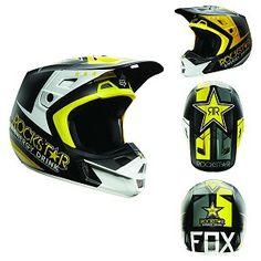 2014 Fox V2 Rockstar Helmet $299.95