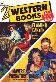Two Western Books [1949-Summer]