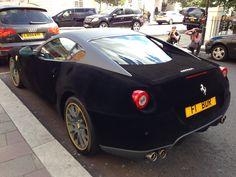 Velvet Ferrari !